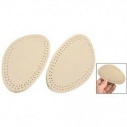 Gyakorlati pár bézs hab első párna párnalyukak kialakítása cipő fél talpbetét V6Y0