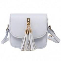 szürke - Divat kis láncok táska női cukorka színű címer hordtáskák női Han Z5H4