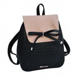 Új bőr hátizsák tizenéves lányoknak női hátizsák iskolai hátizsák K3D4