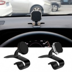1x Univerzális autós műszerfal tartóállvány HUD Design bölcső mobiltelefon GPS