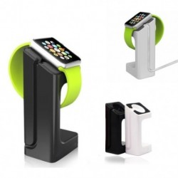 1x Töltőállvány-tartó Apple Watch karkötő-töltő-dokkoló állomáshoz Fit iWatch 38 ~ 42 mm