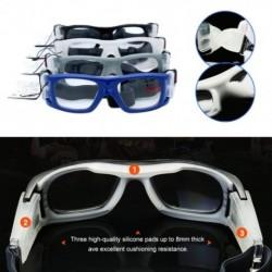 1x Kosárlabda sport szemüveg Myopic avantgárd szemüveg Divat szemüveg Edző tenisz Labdarúgás ütközésgátló