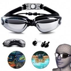 1x Úszószemüveg páramentes UV-védelem ellátott galvanizáló szemüveg