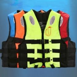 1x Felnőtt Gyerek mentőmellény Úszás Horgászás Úszó kajak sport kiegészítő