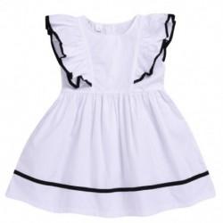 1x Kislány virágos lány csipke ruha nyári ruha esküvői hercegnő ruha party alkalmi ruha