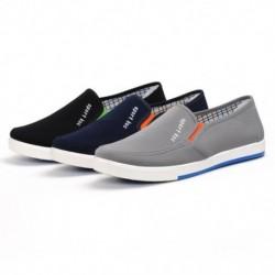 1 pár férfi divatos kényelmes választható színű cipő sportcipő