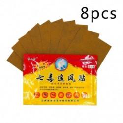 8db / táska Kínai orvoslás javító testfájdalom csökkentő Relax izomfájdalom Egészségügyi javítás