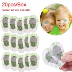 20 db karikatúra minta lágy Amblyopia edző gyermek szemtakaró ragasztó látás erősítéshez