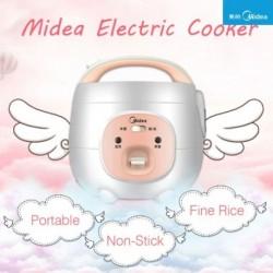 1x Media Mini elektromos tűzhely kis méretű rizsfőző 220V MB-YN161