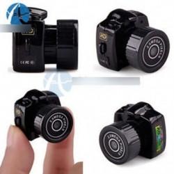 Mini kamera videokamera - 5 * acél kulcstartó   Mini videó DVR kém Rejtett pinhole Web cam kamera videokamera