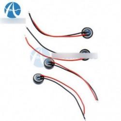 5db 4 * 1.5mm Electret kondenzátor mikrofon MIC kapszula 2 vezeték W