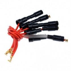 5db otthoni védelem Inline biztosítéktartó réz drótkomponensek 5A 220V biztosítékdoboz