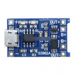 2db 5V Micro USB 1A 18650 Lithium Battery Charging panel Charger Module