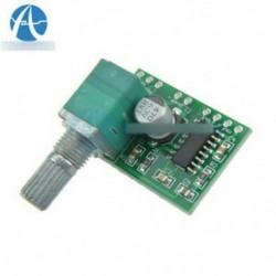 PAM8403 5V 2 csatornás USB tápegység erősítő kártya 3Wx2W Hangerő új