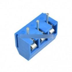 10db KF301-3P 5.08 mm 3 érintkezős csatlakozó