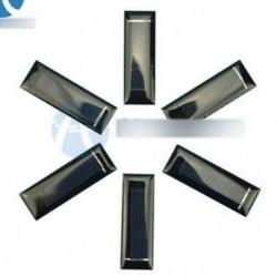 0.5 V 100 mA napelem - 10W 5V hordozható napelemes töltőpanel USB töltő a Samsung IPhone Tablethez