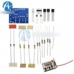 Mobiltelefon jel villanófény DIY készlet 3-12V sugárzási teljesítményű elektronikus szórakoztató készlet