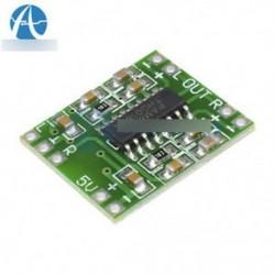 2db 2 csatornás 3W digitális teljesítmény PAM8403 D osztályú audióerősítő kártya USB DC 5V