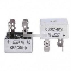 50A 1000V fémdoboz egyfázisú dióda híd egyenirányítója KBPC5010 AL