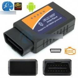 ELM327 Bluetooth szkenner - Mini ELM327 WiFi V2.1 OBD2 OBDII autós diagnosztikai szkenner kódolvasó eszköz MT3608