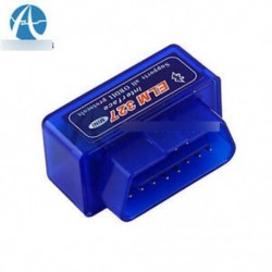 ELM327 Bluetooth diagnosztikai ... - Mini ELM327 WiFi V2.1 OBD2 OBDII autós diagnosztikai szkenner kódolvasó eszköz MT3608