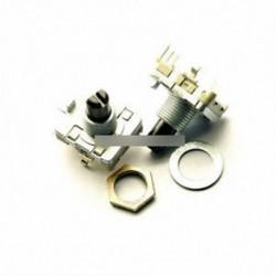 2db Forgó jeladó EC16 kapcsolóval Audio digitális potenciométer 15mm fogantyú