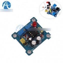 NE555 Működési ciklus és frekvencia állítható modul DIY készlet impulzusgenerátor