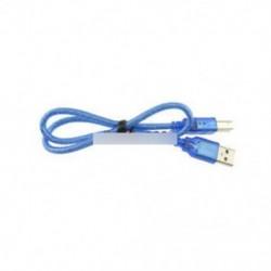 USB A csatlakozó B típusú dugaszkábelhez ... - UNO R3 Kompatibles panel mit Atmel ATmega328P 16MHz CH340 CH340G USB