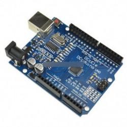 CH340G UNO R3 tábla (kábel nélkül) - UNO R3 Kompatibles panel mit Atmel ATmega328P 16MHz CH340 CH340G USB