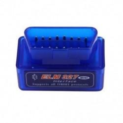 Mini ELM327 szkenner - Mini ELM327 OBD2 II Bluetooth autós OBD2 diagnosztikai interfész szkenner eszköz
