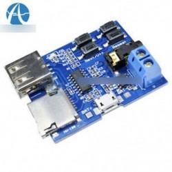 TF kártya U Disk MP3 formátumú dekóderpanel Aamplifier dekódoló audio lejátszó modul