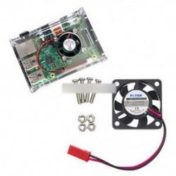 5V 0.2A Hűtőhűtő ventilátor Raspberry Pi modellhez B   / Raspberry Pi 2/3