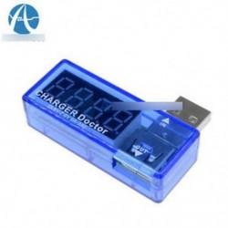 USB töltő doktor áram feszültségmérő mobil akkumulátor tesztelő teljesítményérzékelő