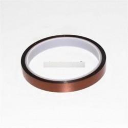 12mm 1,2 cm x 30M magas hőmérsékletű hőálló poliimid