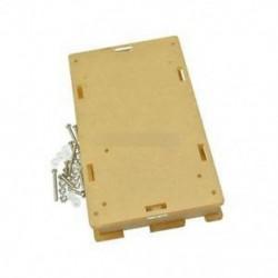 Arduino MEGA2560 R3 - Akril doboz doboz átlátszó tok Arduino MEGA2560 R3-hoz Arduino UNO R3 US
