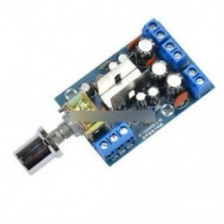 TEA2025B 2.0 sztereó kétcsatornás 3W   3W hangerősítő kártya AMP 12V CAR