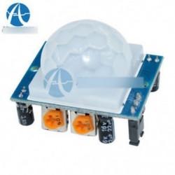 2db IR piroelektromos infravörös IR PIR mozgásérzékelő detektor HC-SR501 modul