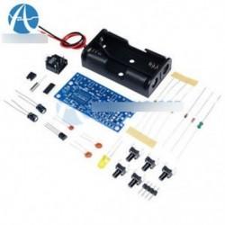 Vezeték nélküli sztereó FM rádió vevő modul NYÁK DIY Elektronikus készlet 76MHz-108MHz