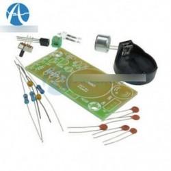 FM rádió vevő modul Frekvencia moduláció Vezeték nélküli mikrofon PCB DIY készlet