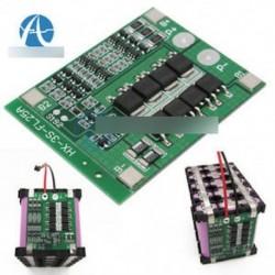 3S 11.1V 12.6V 25A W / Balance 18650 Li-ion lítium akkumulátor PCB védőfelület