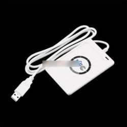 USB ACR122u NFC olvasó és író 13.56MHz RFID másológép iPhone