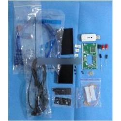 100KHz-1.7GHz UV HF RTL-SDR USB hangoló vevő / R820T   8232 CW FM rádió AM DSB
