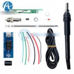 Forrasztópáka állomás hőmérsékletvezérlő digitális készletei a HAKKO T12 fogantyúhoz