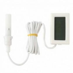 Új Mini digitális LCD hőmérő higrométer Páratartalom  mérő beltéri