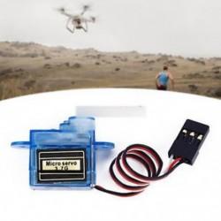 Tiny Micro Nano Servo 3.7g RC repülőgép helikopter drone hajó Arduino
