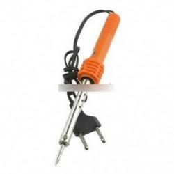40W-os elektromos forrasztópáka AC 220V-240V hegesztőszerszám ceruza pisztoly EU csatlakozó ÚJ