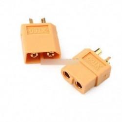 10PCS 5Pairs XT60 Férfi és női golyócsatlakozó dugók RC LiPo akkumulátorhoz