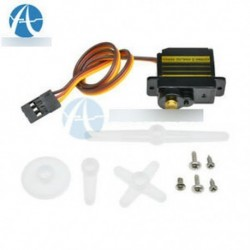 ES08MAII mini fém fogaskerék 13g analóg szervo 1.6KG 0.12sec ES08MA ES08