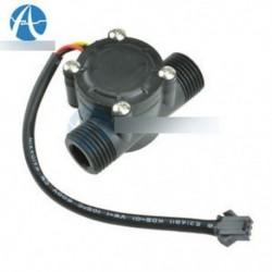 Vízáram-érzékelő áramlásmérő Hall áramlásérzékelő modul Vízszabályozás 1-30L / perc