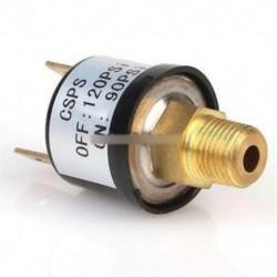 90 PSI -120 PSI légkompresszor nyomásszabályozó kapcsoló szelep nagy teherbírású Új